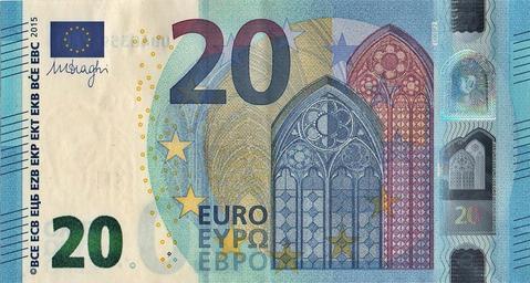 Dvacet euro