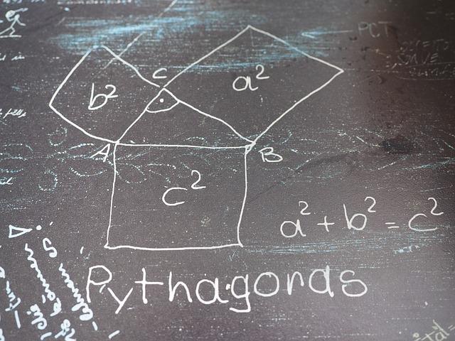 Pythagorova věta zní …