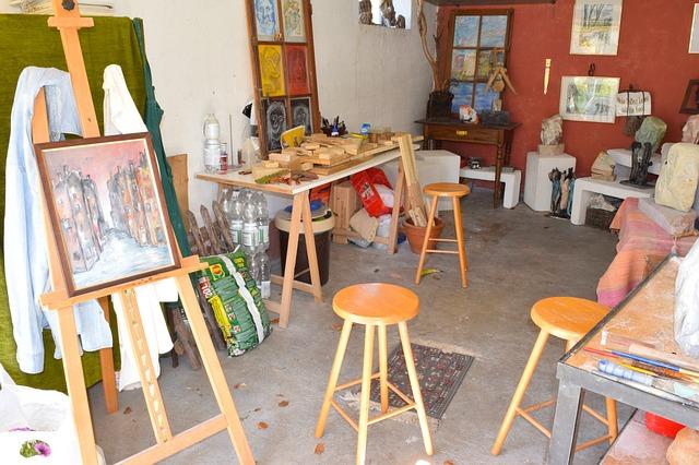 Výtvarný atelier