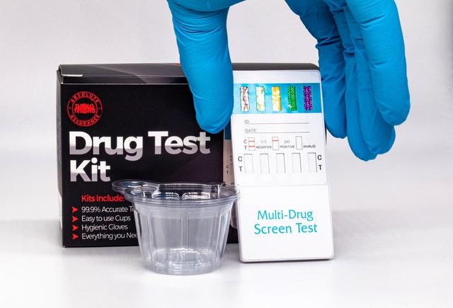 testy na drogy