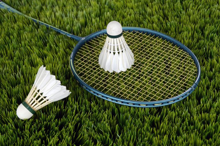 Nářadí pro badminton