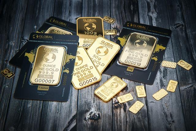 Zpeněžte své zlato