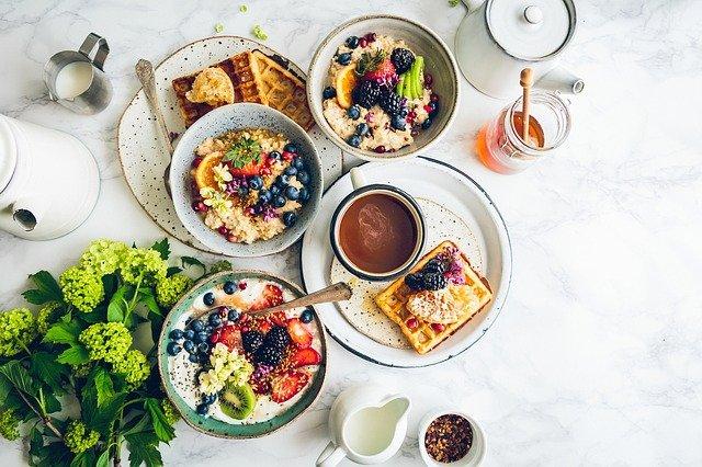 Vyvážená snídaně pro každý den